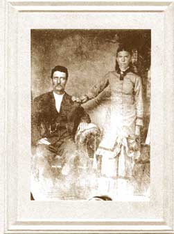 John H. and Mary Overbey photo